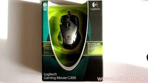 C'est arrivé ! - Uncharted 3 et souris Logitech G300.