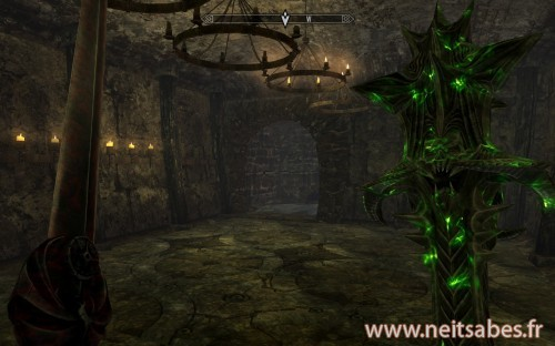 Test - The Elder Scrolls V : Skyrim (PC)