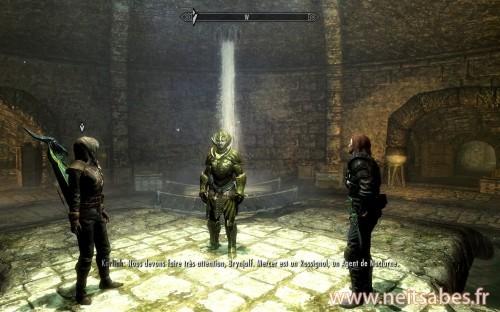 Test - The Elder Scrolls V : Skyrim (PC)