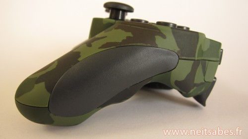 "Test - La manette PS3 ""Quickfire"" de Bigben."