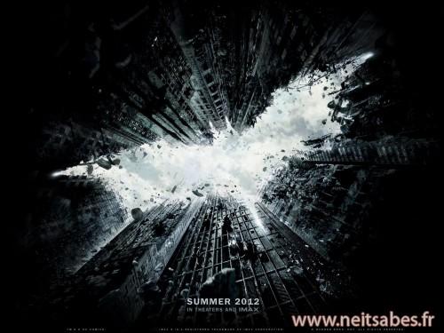 Le trailer de Batman : The Dark Knight Rises.