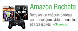 Amazon rachète vos jeux : j'ai testé le service !