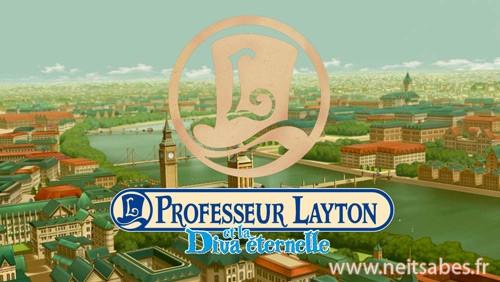 Critique - Le Professeur Layton et la Diva Éternelle (Blu-Ray et DVD)
