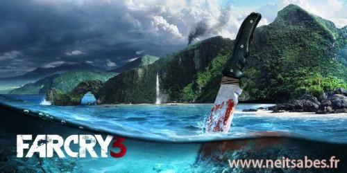 Far Cry 3 : Un trailer explosif, et une date de sortie !