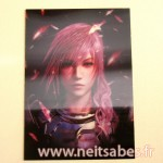Déballage - Final Fantasy XIII-2 édition Crystal (PS3)