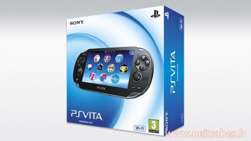 Bienvenue à la Playstation Vita.