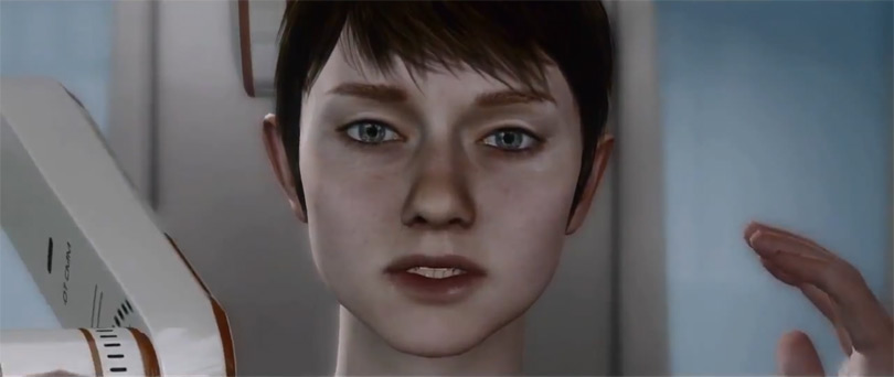La démo technique de Quantic Dream : Kara (PS3)