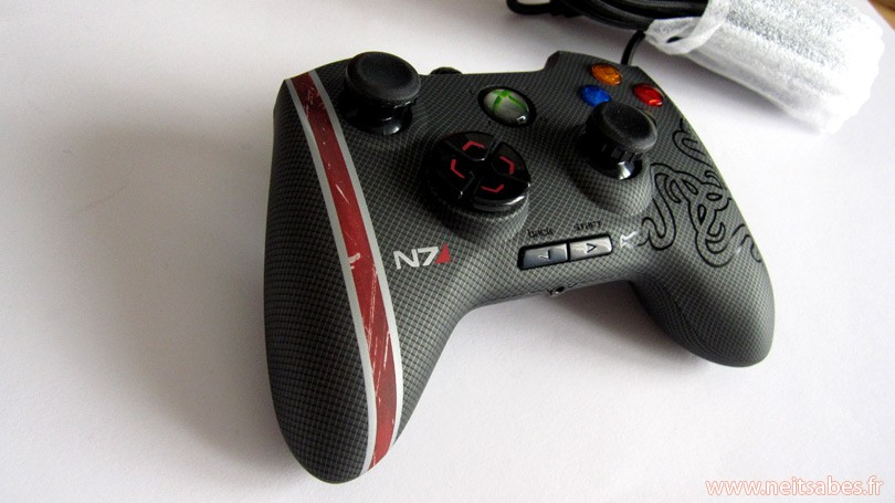 test manette razer onza tournament edition mass effect 3 pour xbox 360 et pc neitsabes. Black Bedroom Furniture Sets. Home Design Ideas
