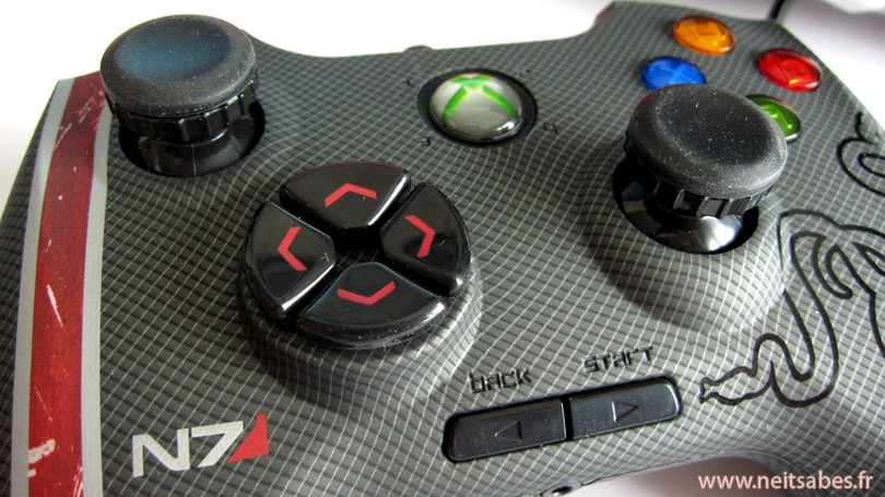 test manette razer onza mass effect 3 pour xbox 360 et pc neitsabes. Black Bedroom Furniture Sets. Home Design Ideas