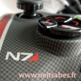 Test - Manette Razer Onza Mass Effect 3 pour Xbox 360 et PC.