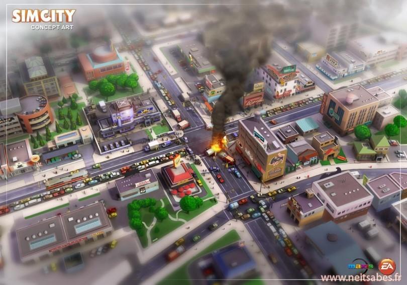 Sim City 5 officialisé !