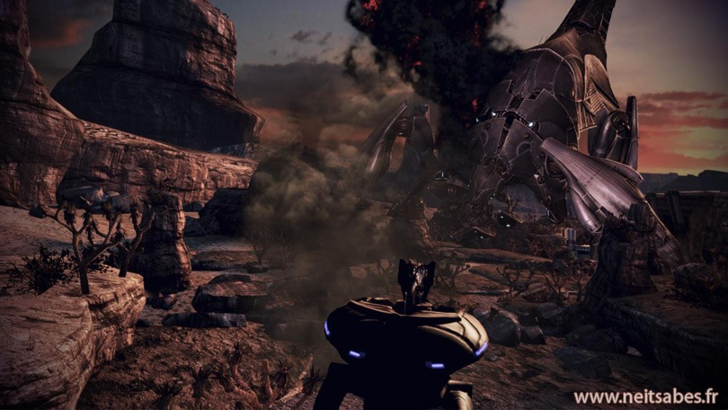 Test - Mass Effect 3 (PC)
