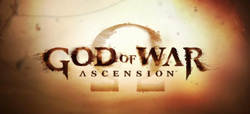 God of War Ascension : Sony lève le voile.