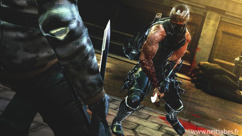 Test - Ninja Gaiden 3 (PS3)