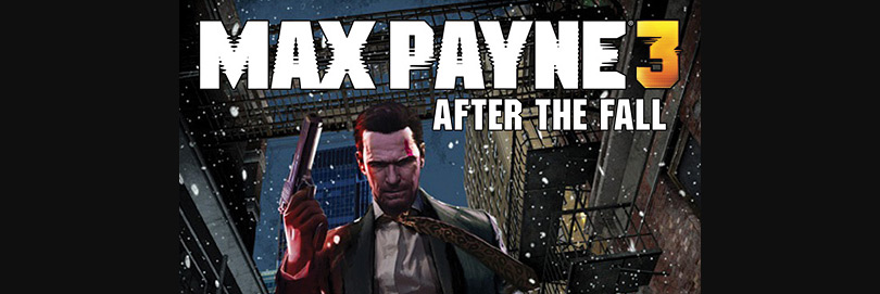 Max Payne 3 After The Fall : le comic de la série !