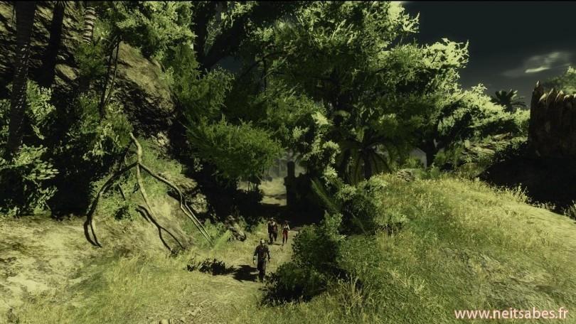 Un premier patch pour Risen 2 : Dark Waters.