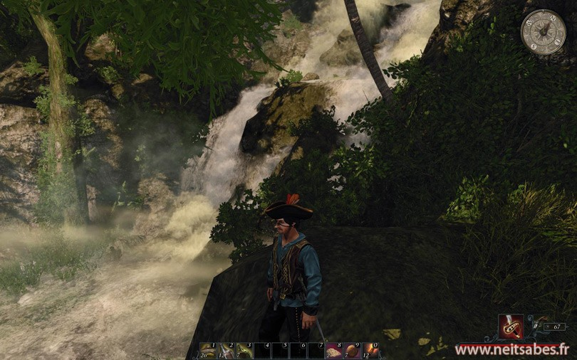 Test - Risen 2 : Darks Waters.