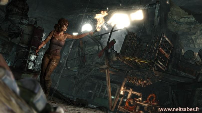 Tomb Raider : mes premières impressions