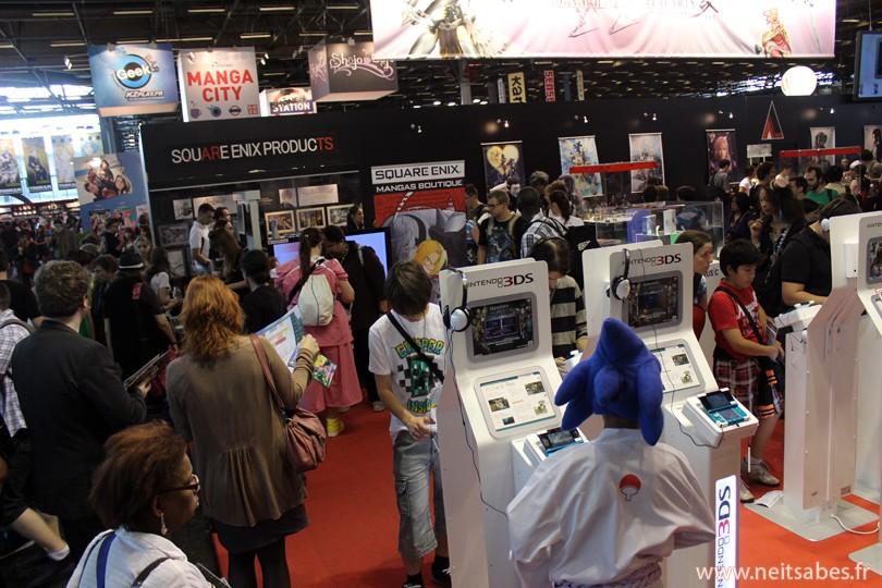 La Japan Expo 2012 : mes impressions, mes coups de cœurs