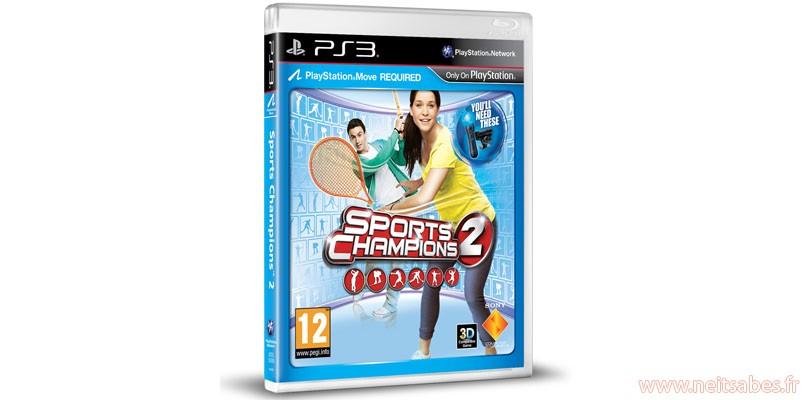 Un Sports Champions 2 pour relancer le PS Move