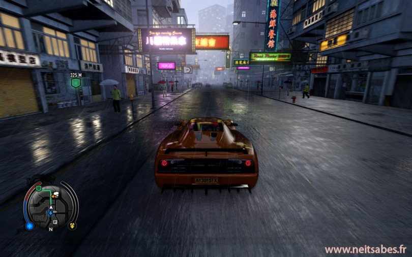 Test - Sleeping Dogs (PC)