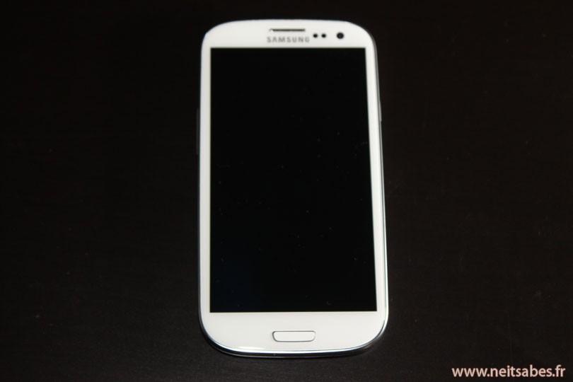 Mon avis sur le Samsung Galaxy S3