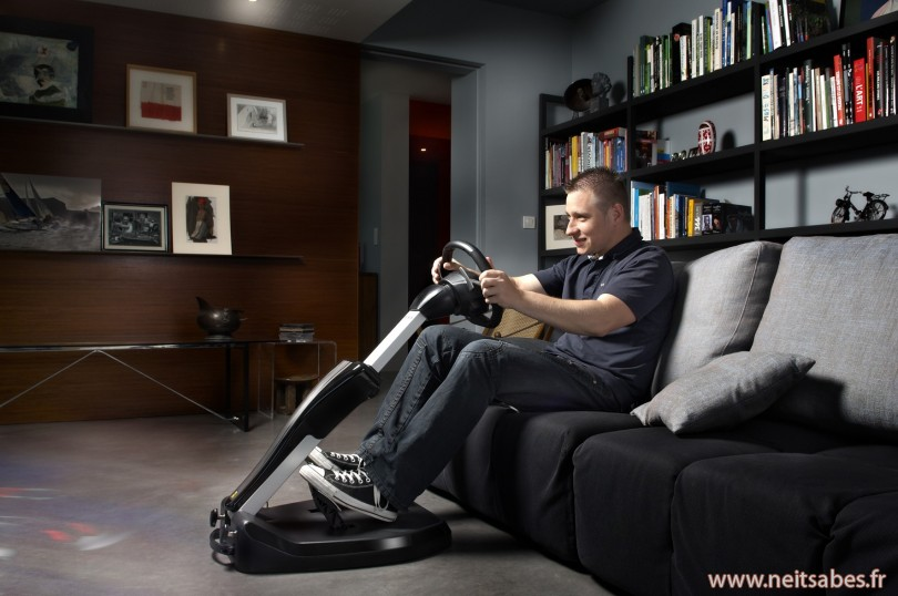 j ai test le volant cockpit de thrustmaster 450 ferrari vibration italia neitsabes. Black Bedroom Furniture Sets. Home Design Ideas