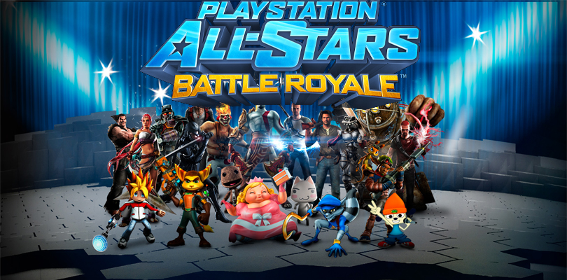 J'ai joué à Playstation All-Stars Battle Royale (PS3)