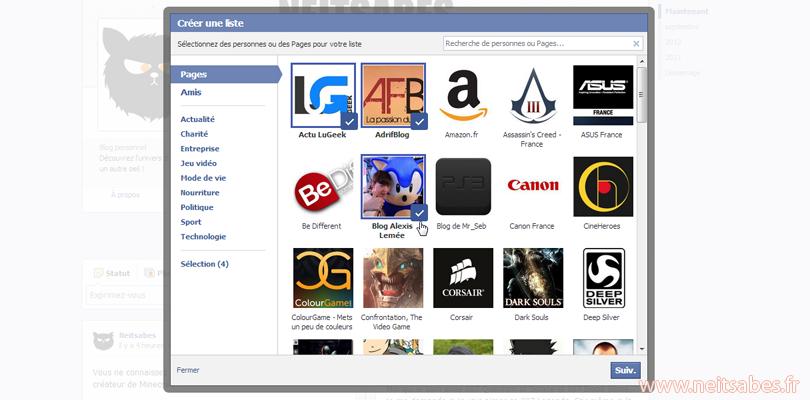 Comment continuer à voir toutes les publications des pages Facebook ?