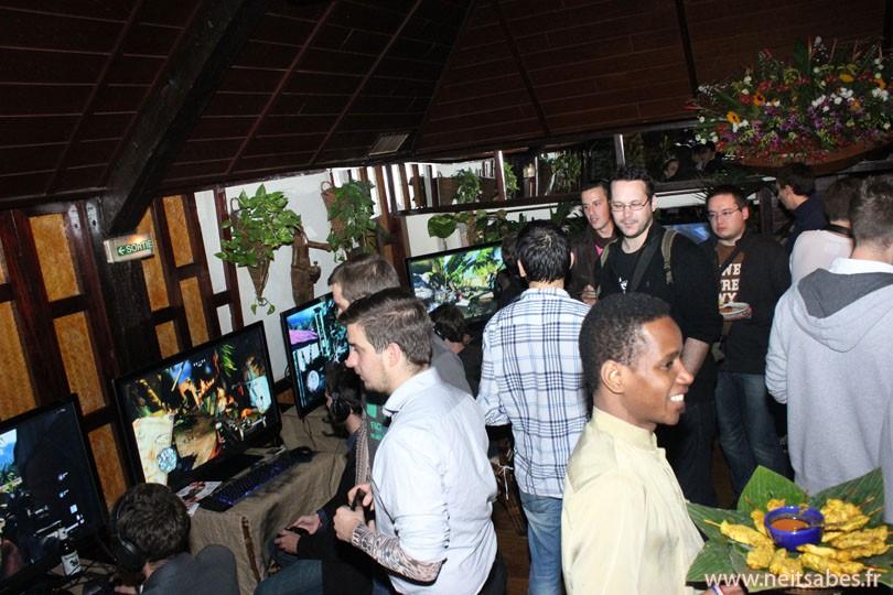 La soirée de présentation de FarCry 3