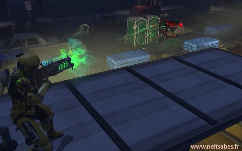 Test - Xcom Enemy Unknown (PC)