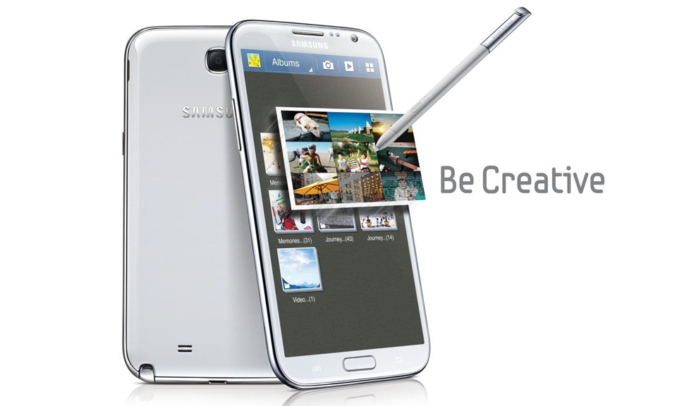 Le Safari Imaginaire de Samsung pour le Galaxy Note 2.