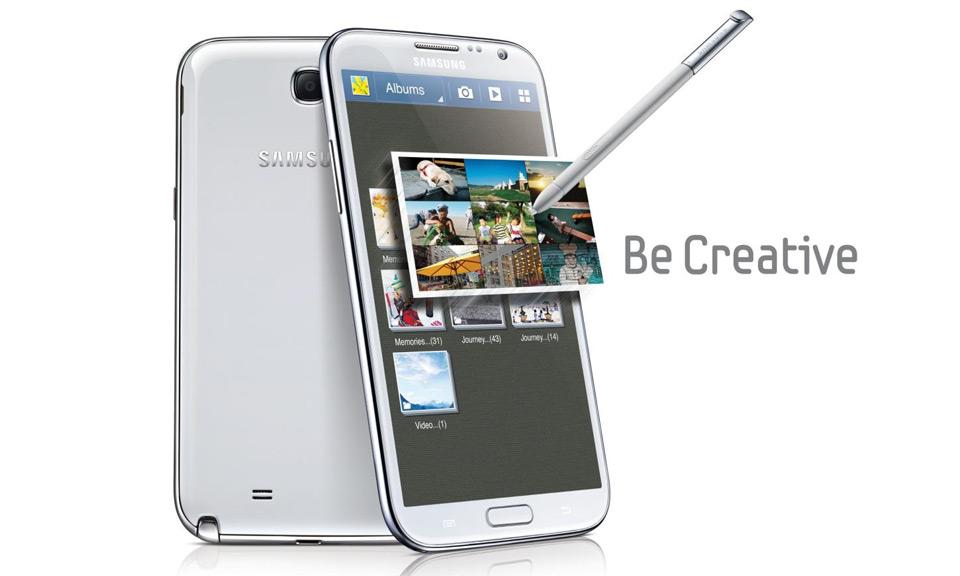 Le Safari Imaginaire de Samsung pour le Galaxy Note 2.