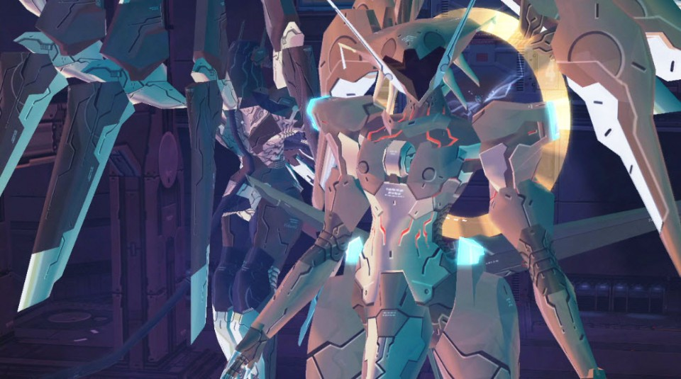 Test - Zone Of The Enders HD Cllection