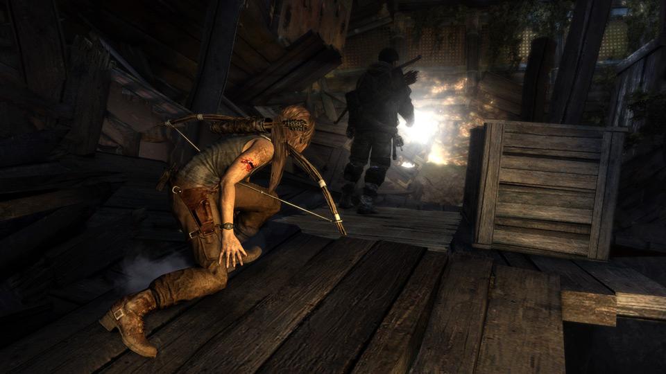 J'ai joué à Tomb Raider (si si !), alors, quel est mon avis ?