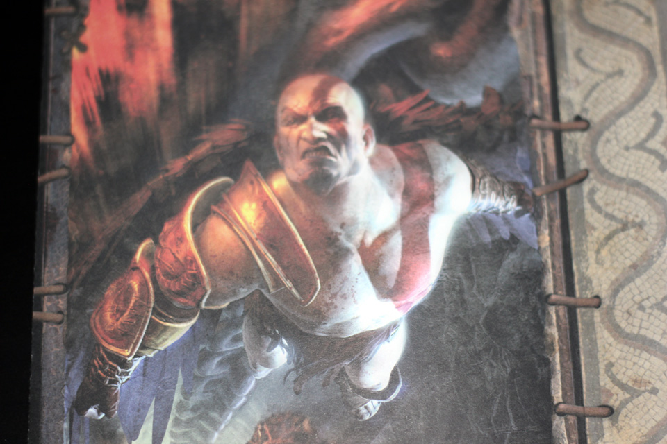Présentation du Press Kit de God Of War 3 (PS3) (13)