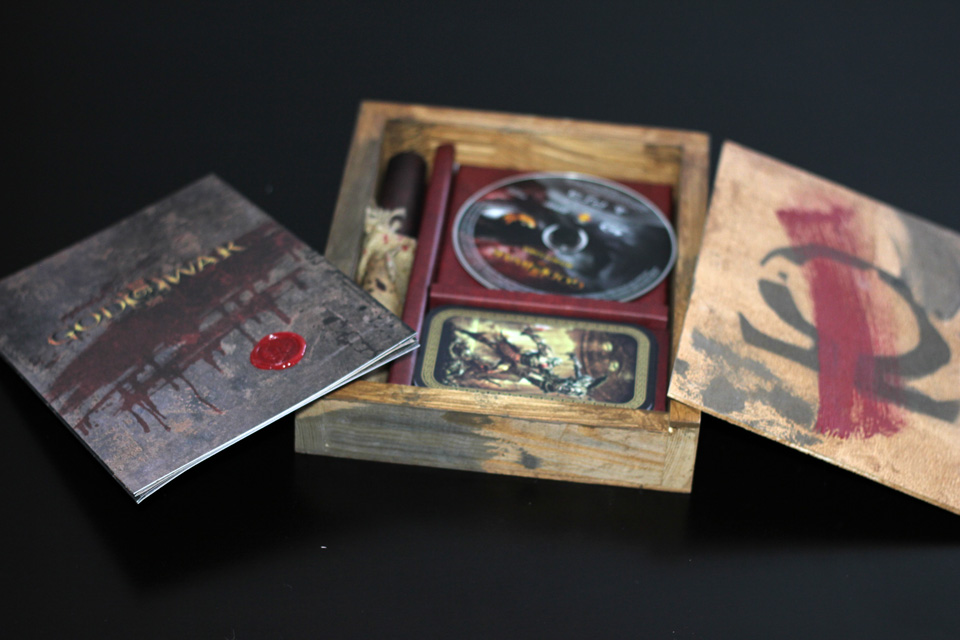 Présentation du Press Kit de God Of War 3 (PS3) (4)