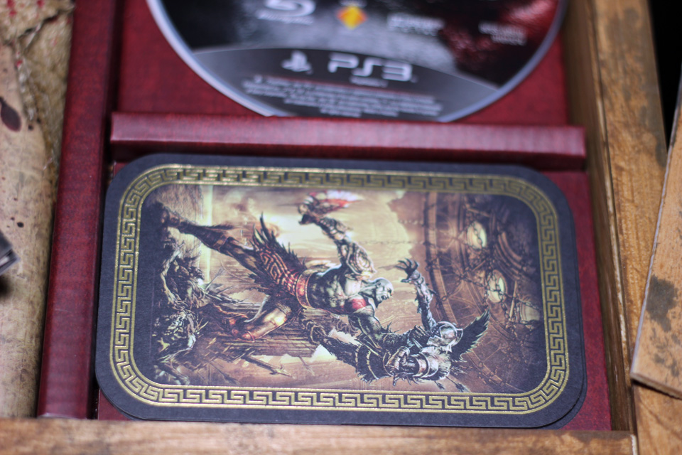 Présentation du Press Kit de God Of War 3 (PS3) (5)