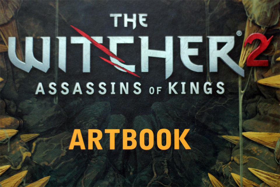 The Art Of The Witcher 2  Assassins of Kings (1)