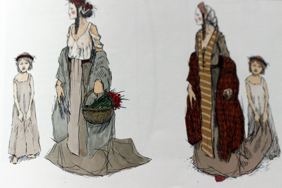 The Art Of The Witcher 2  Assassins of Kings (12)