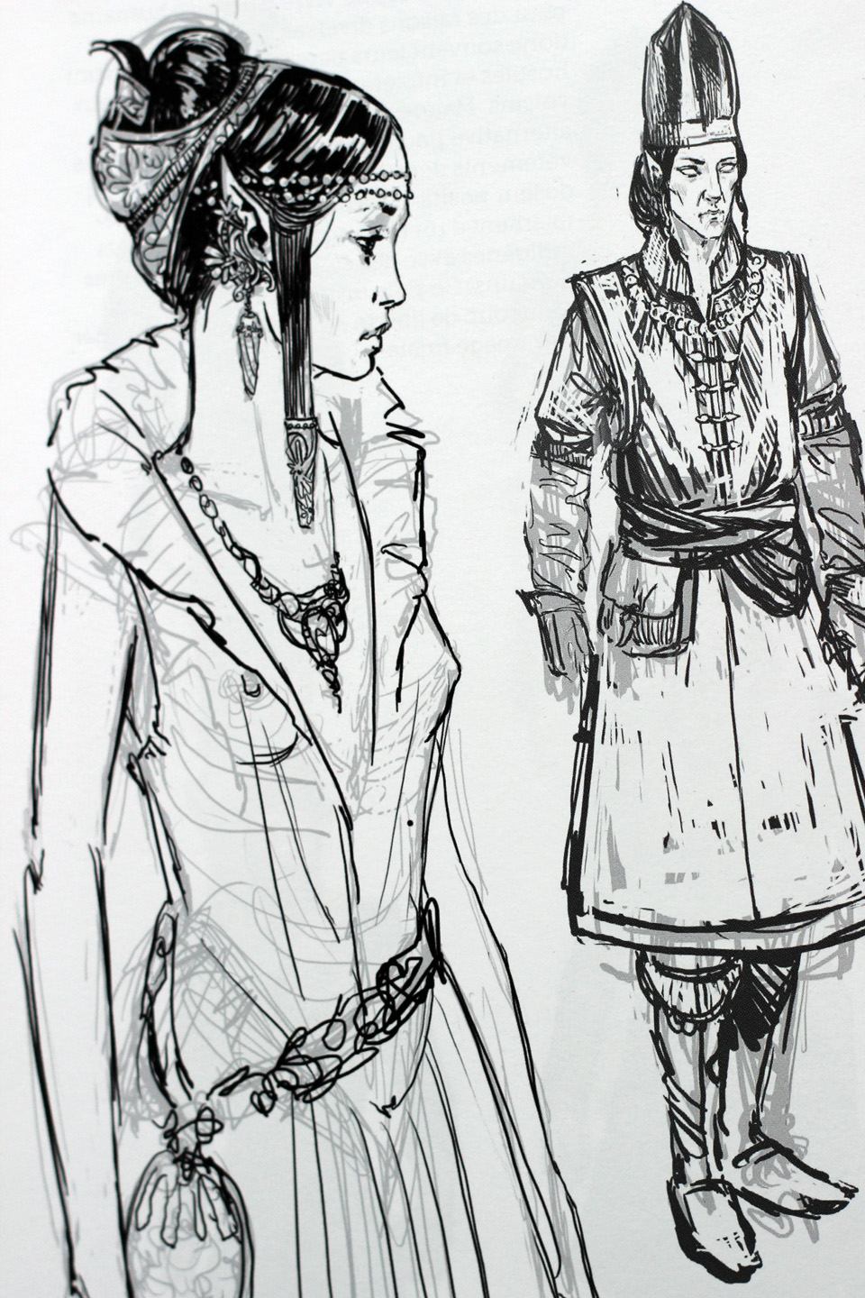 The Art Of The Witcher 2  Assassins of Kings (13)