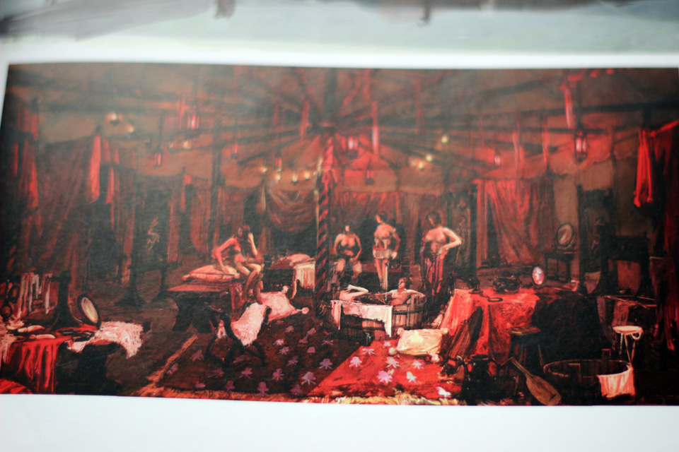 The Art Of The Witcher 2  Assassins of Kings (5)