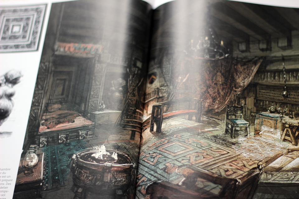 The Art Of The Witcher 2  Assassins of Kings (6)