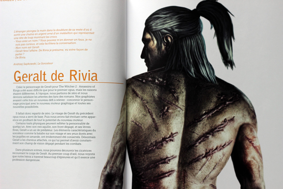 The Art Of The Witcher 2  Assassins of Kings (9)