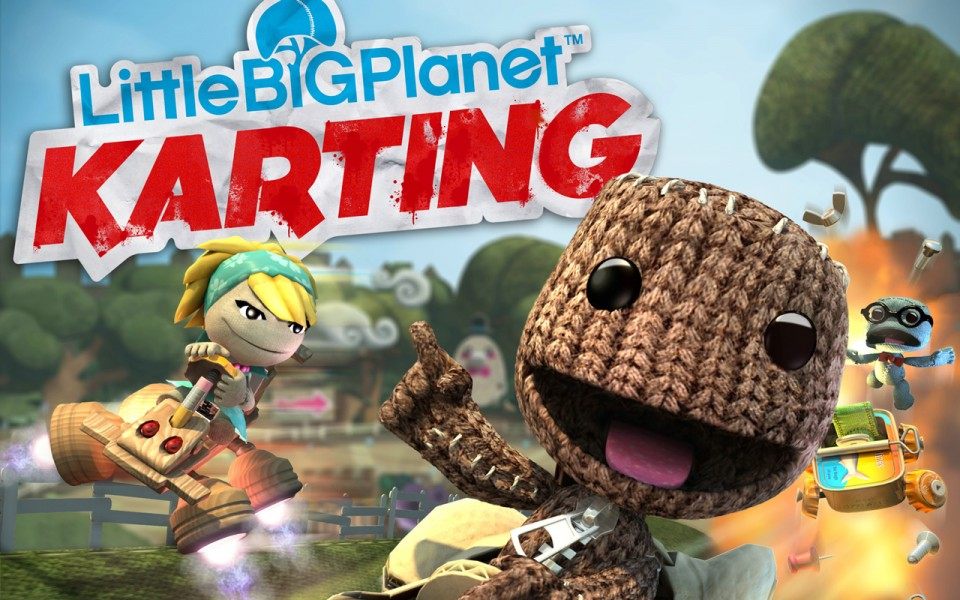 Test - little Big Planet Karting (PS3)