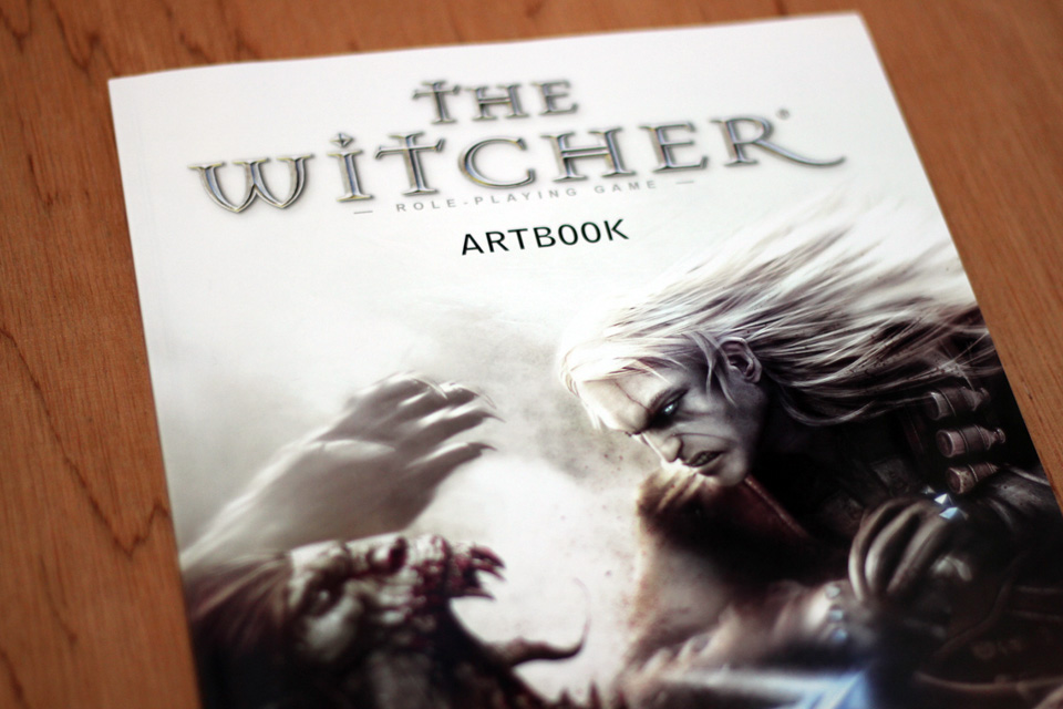 The Witcher Collector Edition (PC) (5)