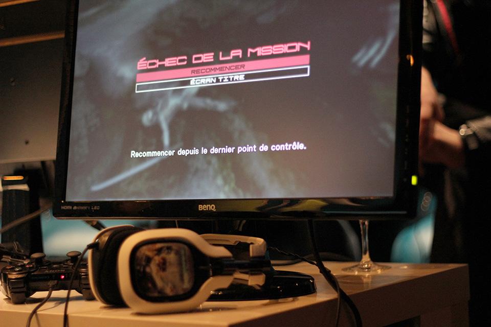 Mon avis sur Metal Gear Rising Revengeance (PS3)