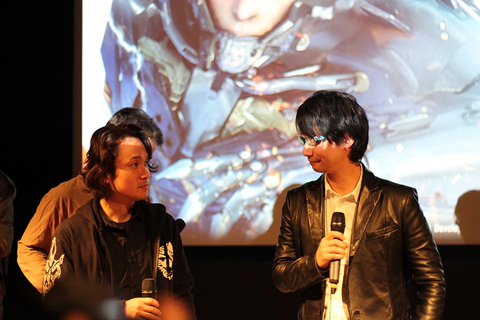 Retour sur la Master Class Metal Gear Rising Revengeance. (2)