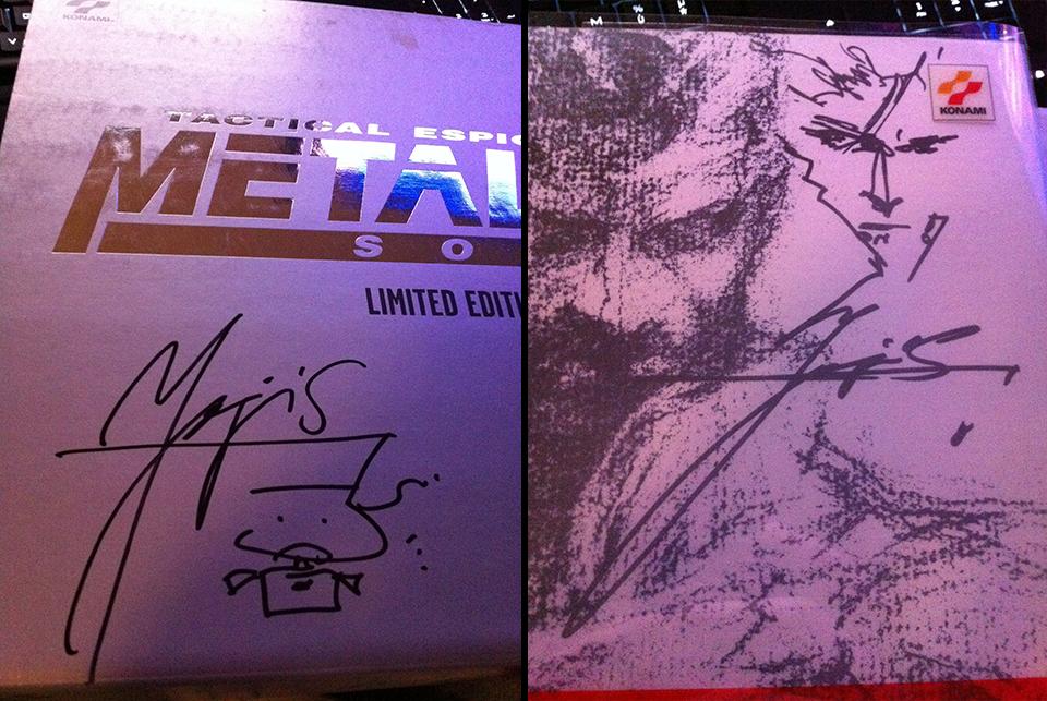 Retour sur la Master Class Metal Gear Rising Revengeance. (3)