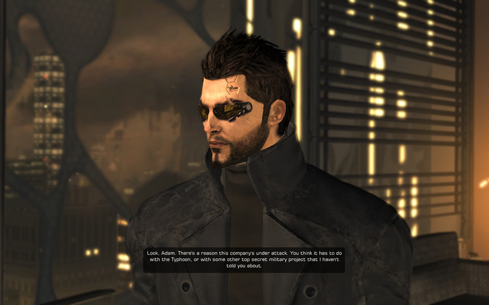 Test - Deus Ex Human Revolution (PC) (2)